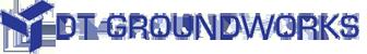 🥇 DT Groundworks Logo