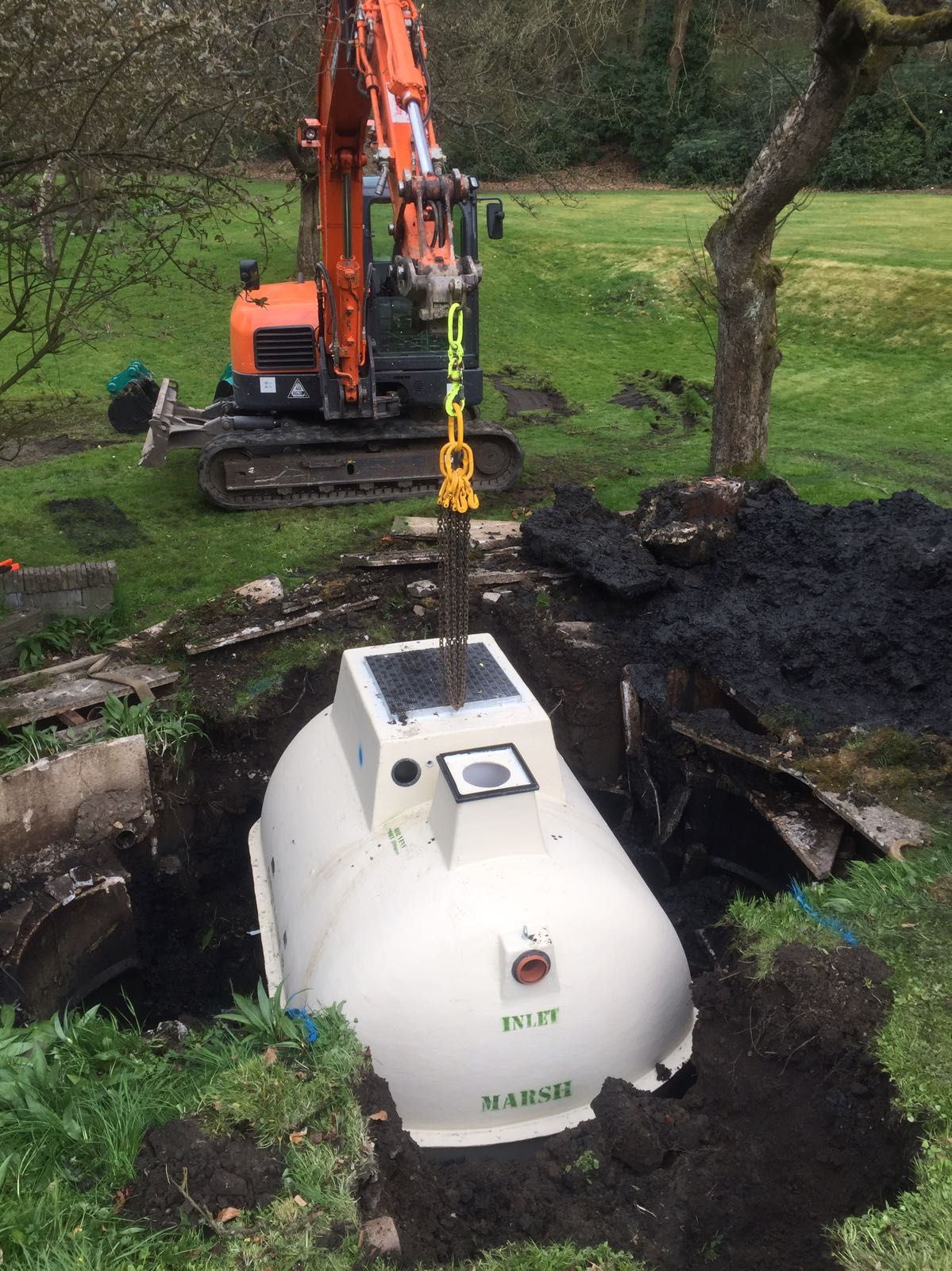 septic tank installation halifax